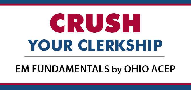 Crush Your Clerkship