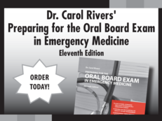 Preorder Dr. Carol Rivers Preparing for the Oral Board Exam